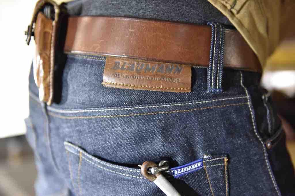 wie viele jeans werden hergestellt